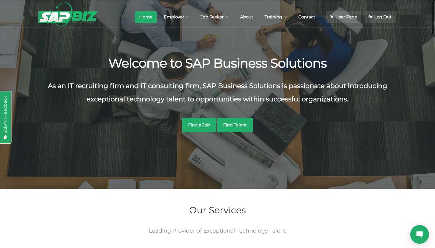 SAP Business Solutions